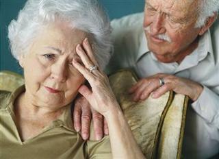 Elderlycoupleconcerned
