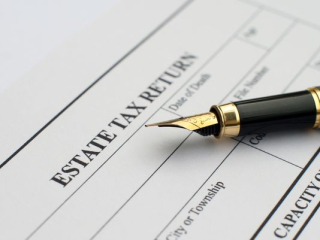 End of estate tax