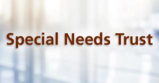 Special-needs-trust